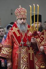 26. Paschal Prayer Service in Svyatogorsk / Пасхальный молебен в соборном храме г. Святогорска