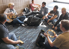 Music Circle - DrupalCon New Orleans 2016