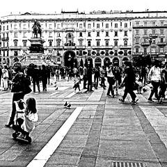 Street photography (fivossp) Tags: travel blackandwhite milan photography photo zurich streetphotography destinations