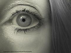 I spy, infrared eye (Jacquie Akroyd) Tags: uk woman eye ir photography infrared alternate jacquieakroyd