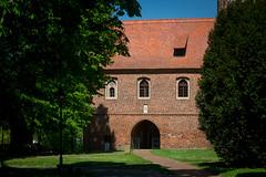 1X4A7409 (Andreas Kobs) Tags: sonne brandenburg kloster backstein lehnin