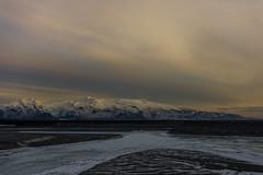 Delta (Marshall Ward) Tags: winter sunset mountains river landscape iceland europe dusk delta 2013 nikond800 afszoomnikkor2470mmf28ged marshallward