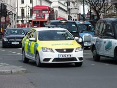 Ambulance - FA15UVW (Waterford_Man) Tags: car ambulance skoda fa15uvw