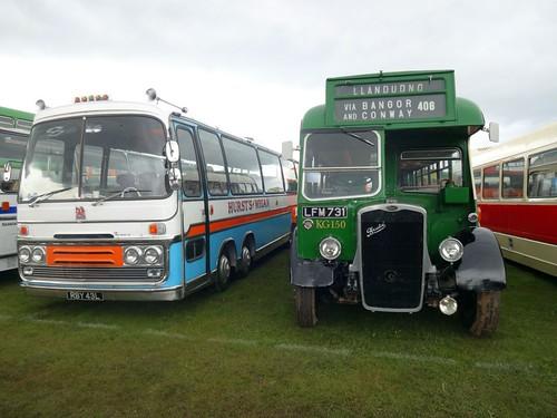 Llandudno Transport Festival 2016