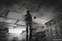 Rainman (zolaczakl ( 2 million views, thanks everyone)) Tags: uk england southwest monochrome reflections bristol mono may 2016 blackandwhitebristol nikond7100 photographybyjeremyfennell bristolinmonochrome sigma1835mmf18dchsmlens