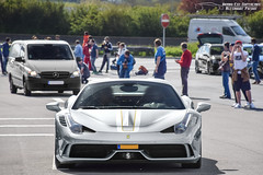 Ferrari 458 Speciale A (Alexandre Prvot) Tags: auto cars car sport automobile european parking transport automotive voiture route exotic luxembourg lux supercar luxe berline exotics supercars ges gumball3000 dplacement worldcars grandestsupercars