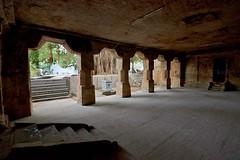 "Inside View -Thiruvellarai (Unfinished )Cave @  Manachanallur Taluk-Tiruchirapalli District -Tamilnadu. (Kalai ""N"" Koyil) Tags: architecture nikon d district tokina 5200 tamilnadu cavetemple 2016 rockcut tiruchirapalli southindiantemple taluk 1116mm thiruvellarai manachanallur pundarikakshan perumalkoyil periyasrikoyil tiruchyturaiyurroad kalainkoyil"
