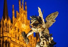 Munich photowalk (werner boehm *) Tags: mnchen rathaus glockenspiel mariensule wernerboehm heldenputten