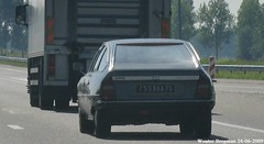 Citron CX 2000 Super 1976 (XBXG) Tags: auto old france holland classic netherlands car vintage french automobile 2000 nederland super citron cx voiture frankrijk paysbas 1976 ancienne a9 franaise citroncx 755baa75