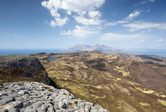 An Sgurr, Isle of Eigg (Michael Pitt Photography) Tags: scotland an eigg sgurr