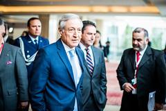 """Canciller Muñoz tras inauguración de Reunión Consultiva del Tratado Antártico """"Para Chile la Antártica es Futuro"""" (9)"""