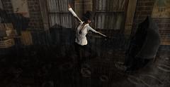 Feel the music in your soul (Deva Westland) Tags: rain dancing sl secondlife devawestland snapdoit