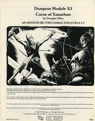 TSR9056-X3-Curse-of-Xanathon2 (Count_Strad) Tags: artwork dragons adventure fantasy add rpg dungeonsanddragons dd module dungeons tsr