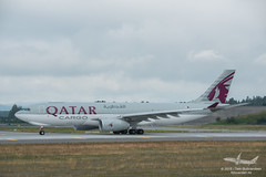 Qatar Cargo - A7-AFZ - A330-200F (Aviation & Maritime) Tags: a7afz qatar qatarairways qatarcargo cargo cargoplane airbus a330 a330200f airbus330 airbus330200f osl engm osloairportgardermoen oslolufthavngardermoen osloairport gardermoen norway