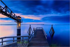 Dawn @Oostmahorn Esonstad (nldazuu.com) Tags: bluehour friesland landschap lauwersmeer zonsopkomst oostmahorn esonstad vuurtorentje blauweuur davezuuring burgerlijkeschemering nldazuufotografeertcom nldazuucom