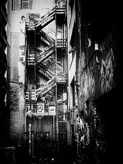 "Fire Escape • <a style=""font-size:0.8em;"" href=""http://www.flickr.com/photos/7605906@N04/27740880465/"" target=""_blank"">View on Flickr</a>"