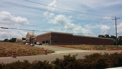 Main Entrance Gable, Complete (Retail Retell) Tags: kroger marketplace v478 hernando ms desoto county retail construction expansion project