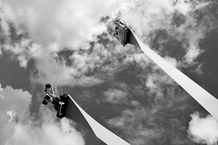 BMW Sculpture at Goodwood (B/W) (DaveJC90) Tags: camera new old blue light sky blackandwhite bw cloud sun sunlight white black blur colour detail macro building slr classic cars beautiful beauty car rain closeup modern digital race sedan lens grey nikon focus shiny colours shine bright zoom cloudy background sunny super f1 racing sharp event chrome crop raindrops motor hatch 1855mm 70300mm raining saloon formula1 coupe dull supercar touring goodwood motorsport hatchback supercars roadster croped sharpness festivalofspeed goodwoodfestivalofspeed d5100