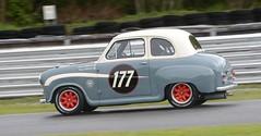 Austin A30 Academy - Jordan (rallysprott) Tags: park sports car sport club vintage austin nikon memorial jordan trophy motor academy hawthorn vscc raceday a30 2016 oulton sprott wdcc d7100 rallysprott