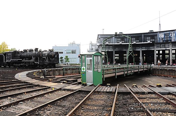 2013梅小路蒸氣機關車館 (10).jpg