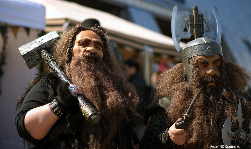 The World's Best Photos of gimli and nazgul - Flickr Hive Mind