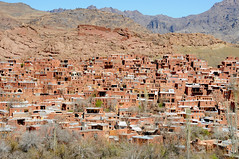 Ancient village of Abyaneh / Iran (ANJCI ALL OVER) Tags: iran middleeast persia ایران abyaneh islamicrepublicofiran جمهوریاسلامیایران