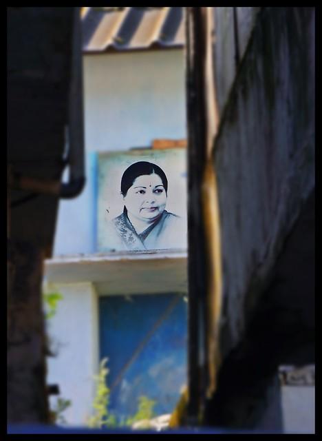 Amma in Valparai