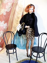 BFMC Fashion editor 2000 (Silky collector) Tags: 2000 barbie mattel silkstone bfmc