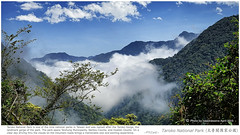 Taroko National Park (rusamesame) Tags: park travel sky clouds forest wow landscape cool fantastic scenery view altitude scenic taiwan national taipei taroko nationalgeographic seaofclouds greatview mesmerise