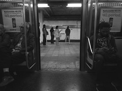 42 (beanhead4529) Tags: city nyc newyorkcity urban subway metro manhattan streetphotography mta gothamist curbed newyorkcitytransit newyorkcitysubway microfourthirds olympus12mm olympusem5