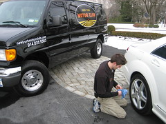 New York Motor Club Detailing in the Winter
