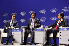 East Asia in the New Global Context (World Economic Forum) Tags: indonesia id meeting jakarta wef worldeconomicforum eastasia 2015