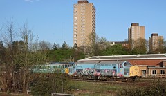37800 (Andy Hughes Rail Pics.) Tags: leicester 37800 19042015