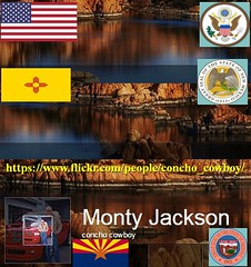 Monty-Jackson-Fo-(concho_cowboy)-Flkr (malik_abdulhamid) Tags: usa arizonausa hometownhobbsnewmexico currentlyconchoarizonausa occupationownconveniencestore