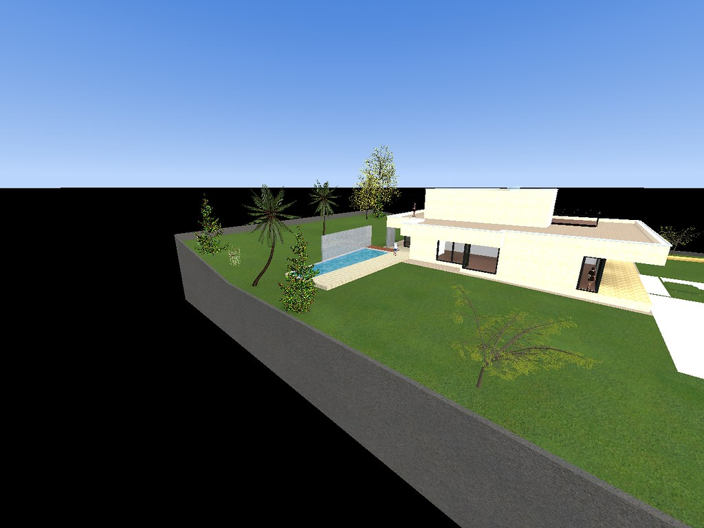 The world 39 s best photos of architecture and artlantis for Sketchup jardin