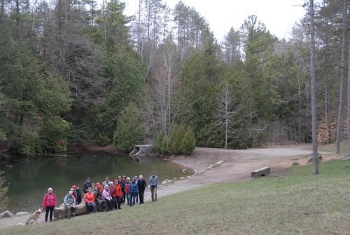 DSG_1118 Group shot at the pond