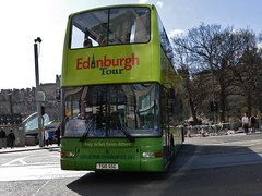 T510 SSG (Cammies Transport Photography) Tags: street bus buses volvo coach edinburgh tour president princes ssg lothian plaxton t510 t510ssg