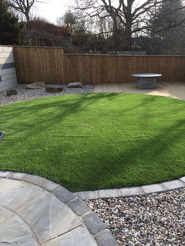 Landscape Gardening Macclesfield - Modern Family Garden Image 18