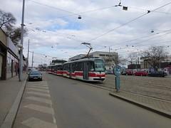 Tram Brno (tramronald) Tags: tram brno 2013