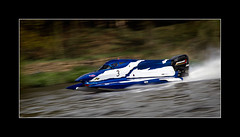 Owen Jelf F2 (tkimages2011) Tags: blue water race speed boat national championships powerboat sthelens merseyside carrmill jelf owenjelf