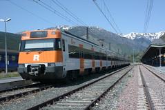La Tor de Carol III (isaac300k) Tags: railroad france train de tren la frana railway carol catalunya tor fer sncf talgo puigcerda
