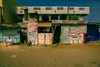 FQ9A6304 (gaujourfrancoise) Tags: africa portraits shops colored senegal coloré afrique boutiques traders nianing tradespeople commercants gaujour naïvepaintingspeinturesnaïves dibiteries