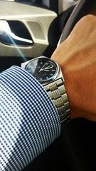 Seiko5 7009-768A (werkmania.hu) Tags: mobile japan vintage japanese watch note timepiece wristwatch seiko watchmaker refurbished xiaomi redmi