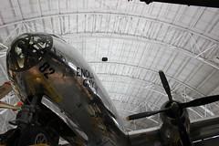Enola Gay B-29 Superfortress bomber (osubuckialum) Tags: history plane airplane virginia smithsonian aircraft hiroshima va bomber littleboy nationalairandspacemuseum atomicbomb chantilly enolagay b29 2016 stevenfudvarhazycenter washingtondullesinternationalairport boeingb29superfortressbomber