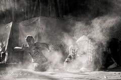 Balinese dancer.... (Lucy Burtin) Tags: art landscape dancer blanckandwhite