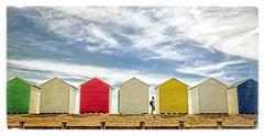 Beach huts in Eastbourne (EwaHB) Tags: beach seaside hut promenade eastbourne beachhuts ewahb