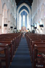 Cathedrale St Andrew (ChrisVTG Photography) Tags: voyage camera photo asia photographer singapour sg geotag centralbusinessdistrict 2016 catholique bydate republicofsingapore reportagephoto eglisecatholique lieuxdeculte batimentbuilding 201604 bycountry urbanismearchi photographerisabellecarrubba cameranikond3300 cathedralestandrew