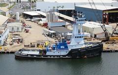 OSG Navigator (Hear and Their) Tags: tampa bay florida ybor channel seas brilliance