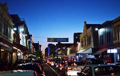 Rundle Street East (J Allan-1) Tags: rundle