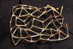 image (Kathi Huidobro) Tags: london closeup bowl depthoffield brass lattice thechurch cdw britishdesign productdesign productphotography tomdixon clerkenwelldesignweek cdw2016 tomdixonstudio